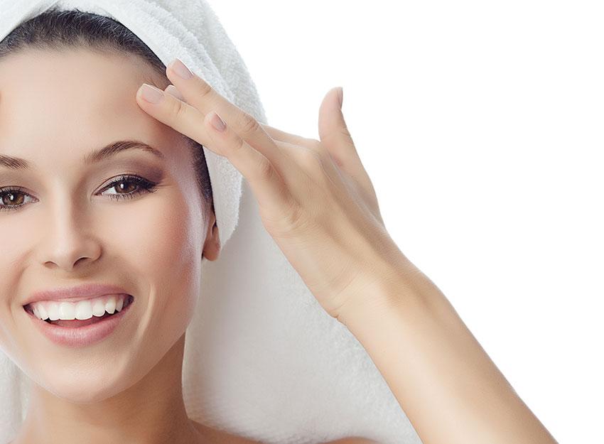 Domowa pielęgnacja twarzy