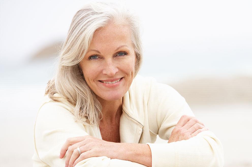Pielęgnacja twarzy po 60 roku życia